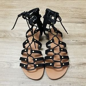 Brash Gladiator Sandal